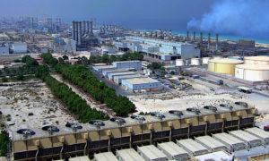 Jebel Ali Oil Refinery