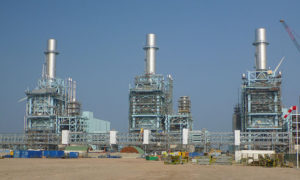 Nuon Magnum Combined Cycle Power Plant