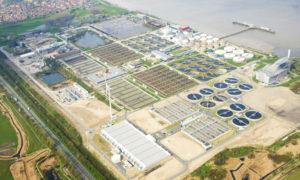 Beckton Sewage Treatment Works
