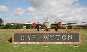 RAF Wyton MOD Maintenance